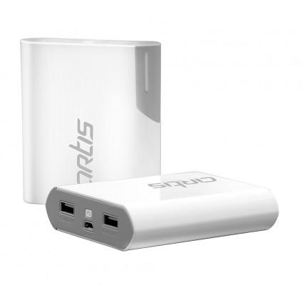 10400Mah Dual USB Powerbank - Artis PB10400