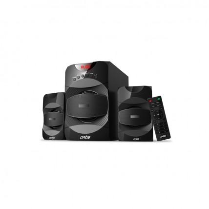 MS405 2.1 Ch Wireless Multimedia speaker system with FM/SD/AUX/USB