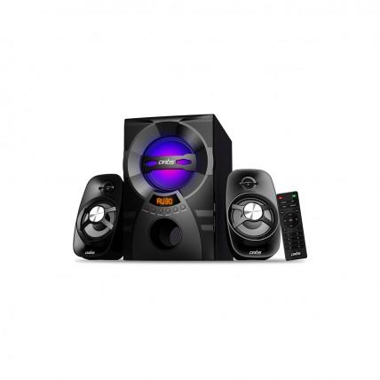MS304 2.1 Ch Wireless Multimedia speaker system with FM/SD/AUX/USB