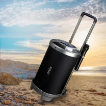Outdoor Bluetooth Speaker with USB /FM/Micro SD card Reader/AUX In/Mic In : Artis BT900