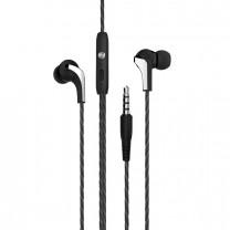 E440M Powerful Bass Dynamic Earphone with Mic.