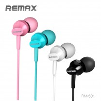 In-Ear Earphones With Mic. - Remax 501