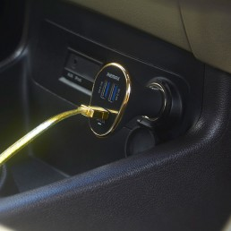 6.3A 3 USB Car Charger - Remax