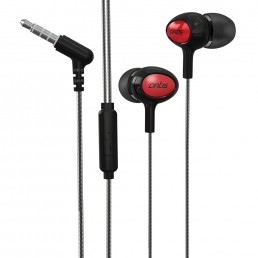 E400M In-Ear Headphones with Mic