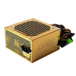 500 Watt High Performance Power Supply Unit: Artis 500W Gold