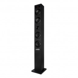 Wireless Tower Bluetooth Speaker with USB /FM/TF card Reader/AUX In : Artis BT800