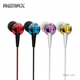 In-Ear Earphones with Mic.- Remax 575