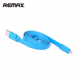Flat Lightning Sync/Charge Cable - Remax Scale Series