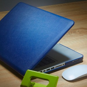 "13"" Macbook Pro Retina Leather Hard Shell/Case"