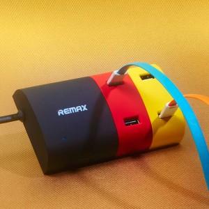 4 USB Port Charging Dock - Remax