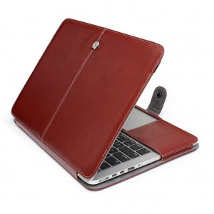 "13"" Macbook Pro PU-Leather Case"