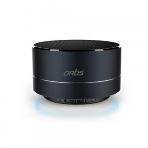 Bluetooth Speaker with FM / TF  Card Reader/ Mic./ LED Light : Artis BT14