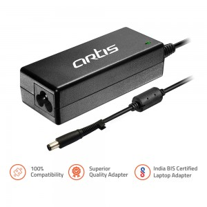 Dell Compatible 65W Laptop Adapter: Artis 0501