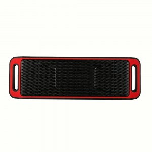 Bluetooth Speaker with USB / FM / TF  Card Reader / AUX Input / Mic. for handsfree calling : Artis BT20