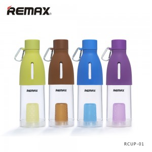 Tea Infuser Water Bottle - Remax RCup01