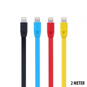High Speed Lightning Sync/Charge Cable (2Mtr) - Remax