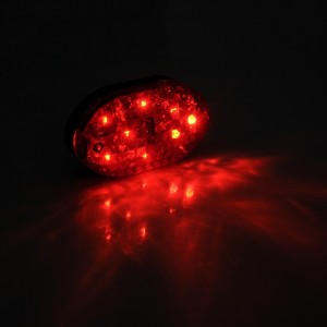 Bicycle LED/Laser Warning Tail Lamp/Light
