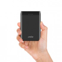 5000 mAh Lithium Polymer Power bank (Black)