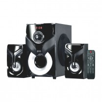 MS608 2.1 Ch Wireless Multimedia speaker system with FM/SD/AUX/USB