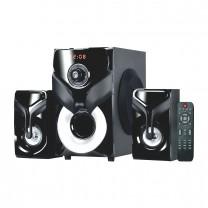 MS608 2.1 Ch Wireless Multimedia speaker system with FM/SD/AUX/USB