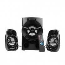 MS306 2.1 Ch Wireless Multimedia speaker system with FM/SD/AUX/USB