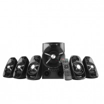MS5550 5.1 Ch Wireless Multimedia speaker system with FM/AUX/USB