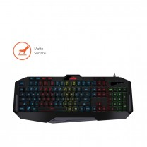 BLAZE Wired Backlit USB Gaming Keyboard  with Mouse pad