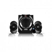 MS205 2.1 Ch Wireless Multimedia speaker system with FM/AUX/USB