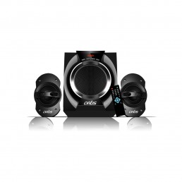 MS205 2.1 Ch Wireless Multimedia speaker system with FM/AUX/USB