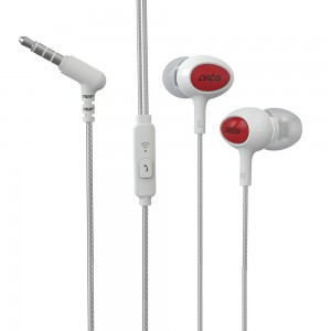 E400M In-Ear Headphones with Mic.