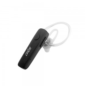 BH100S Bluetooth Stereo Headset for Handsfree calling & Music (Black)