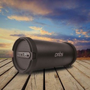 BT99 Black Outdoor Bluetooth Speaker With USB / FM / Aux In : Artis